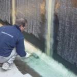 kamps loodgietersbedrijf den haag - vijverbouw - foto 8